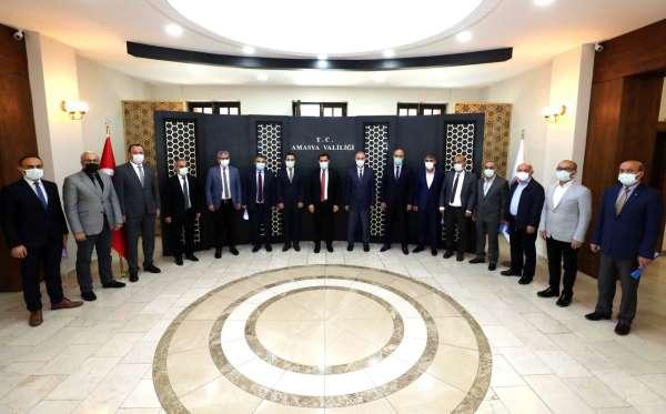 Taşova OSBnin ilk toplantısı yapıldı