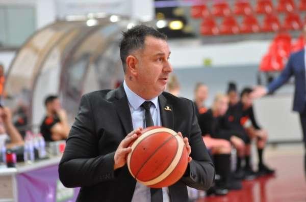 Bellona Kayseri Basketbol coachı Avcı: 'Kayseri'de devam etmek istiyorum'