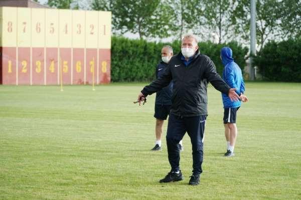 Kayserispor'da Prosinecki hata istemiyor