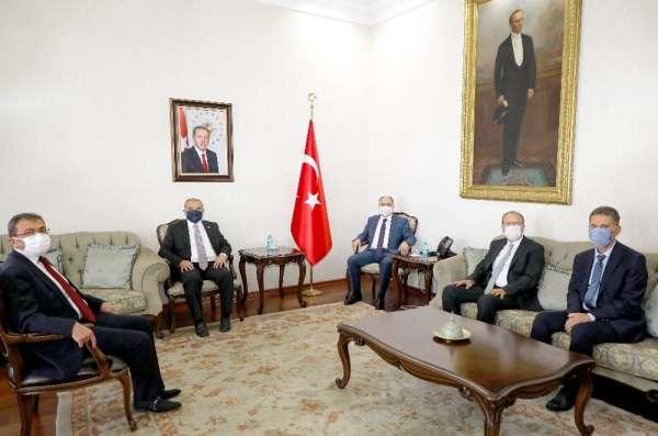 Bera Holding'ten Konya Valisi'ne ziyaret