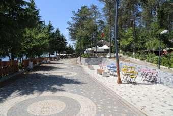 Boztepe'nin çehresi değişti