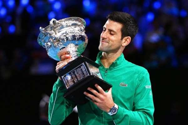 Djokovic'in korona virüs testi pozitif!
