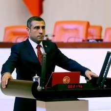 Milletvekili Taşdoğan Antep fıstığını meclise taşıdı