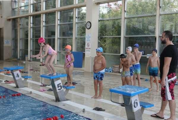 Nilüferde yaz spor okulları başlıyor