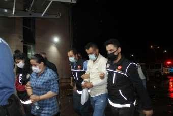 Şehit ailesini dolandıran 21 kişi gözaltında