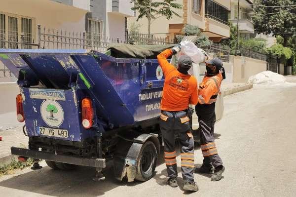 Şehitkamil'de görüntü kirliliğinin önüne geçiliyor