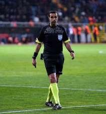 Sivasspor-Kayserispor maçını Mete Kalkavan yönetecek