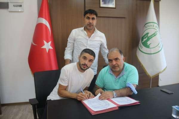 Sivas Belediyespor, İbrahim Yakup İnalı transfer etti