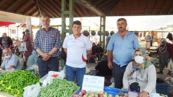 Balıkesir'de organik ürünler yok satınca belediye pazar açtı