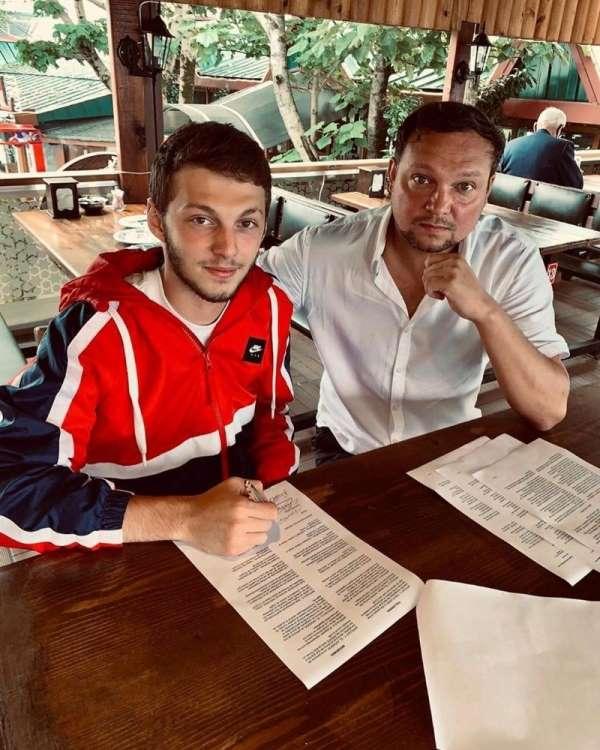 Başakşehir'den Real Madrid'e transfer