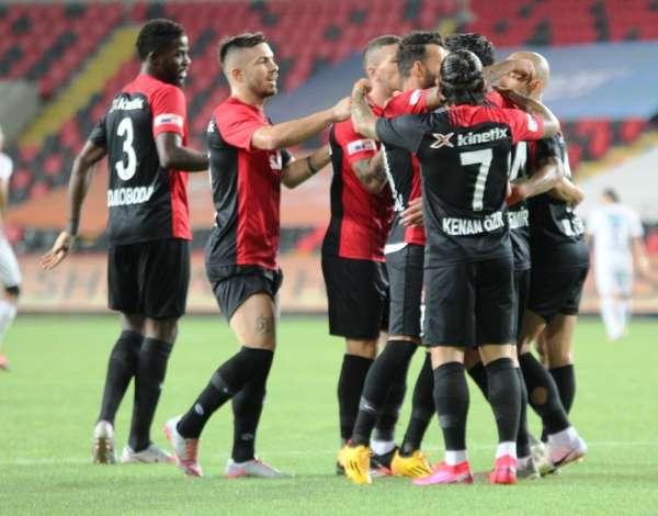 Gaziantep FK'da hedef namağlup unvanını korumak