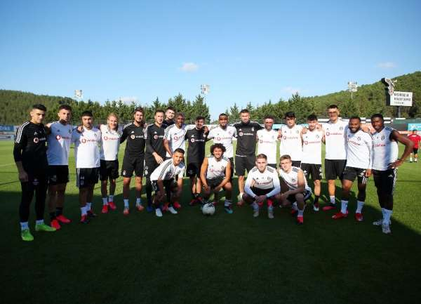 Kevin Prince Boateng, Beşiktaş'a veda etti