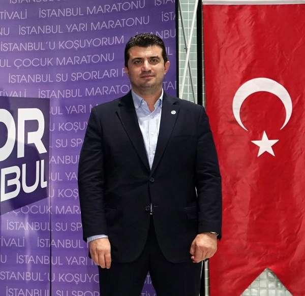 (Özel haber) Erdem Aslanoğlu: 'Genç yetenekleri Türk sporuna kazandırmayı hedefl