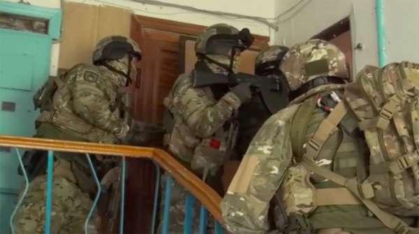 Rus istihbaratından terör örgütü DEAŞ'a operasyon: 4 terörist öldürüldü