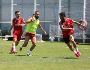 Sivasspor, Göztepe maçına tam gaz hazırlanıyor