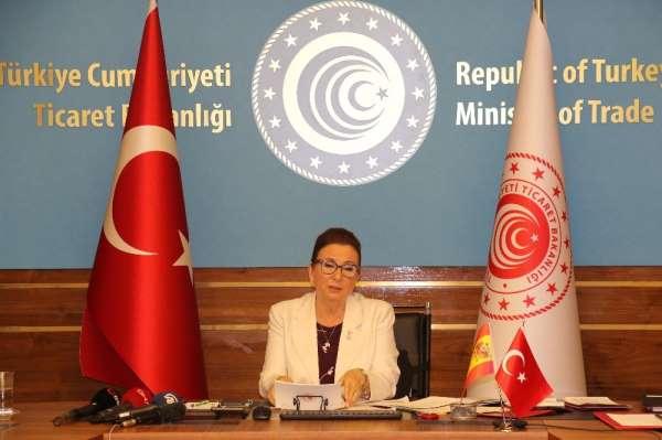 Türkiye ile İspanya arasındaki ilk sanal JETCO toplantısı