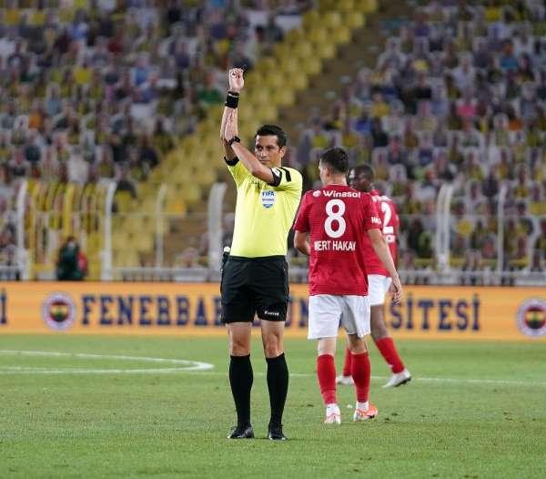 Ziraat Türkiye Kupası finalini Ali Palabıyık yönetecek
