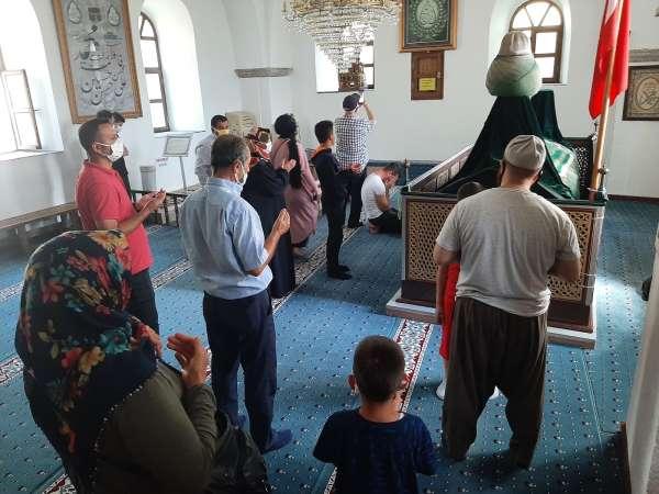 Seyyid Bilal Türbesine inanç turizmi