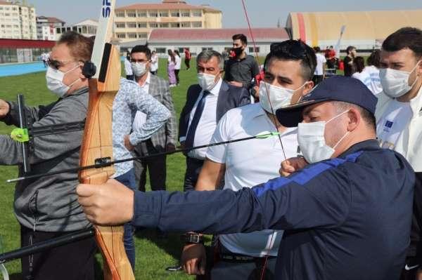 Avrupa Spor Haftası, Nevşehirde çeşitli etkinliklerle kutlanıyor