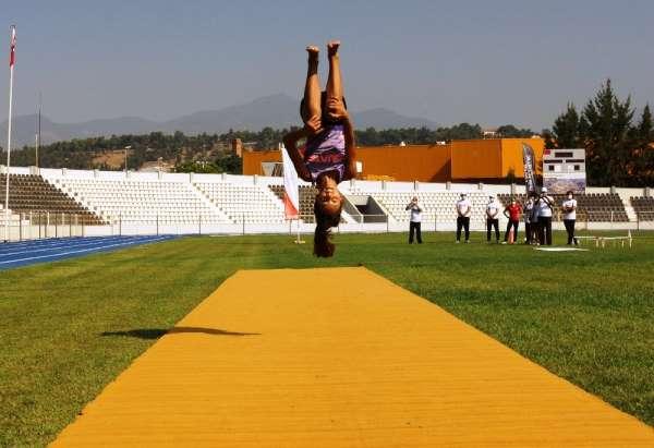 Aydında, Avrupa Spor Haftası etkinliklerinin açılışı yapıldı