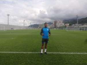 Baiano: 'Umarım Alanyaspor maçından 3 puanla ayrılırız'