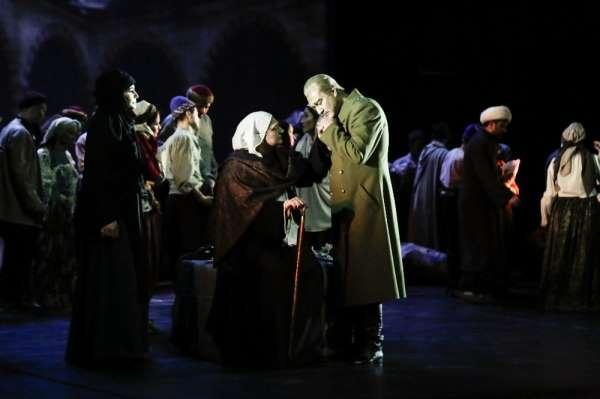 'Yeniden Doğuş' operası yeniden sahnelenecek