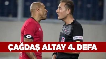 Çağdaş Altay 4. Defa