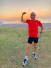 Antalya'nın 'Demir Adam'ı Tayvan'da Türkiye'yi temsil edecek