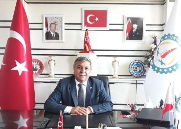Başkan Teke: ''Zafer Organize Sanayi Bölgesi için bir viraj daha geride kaldı''