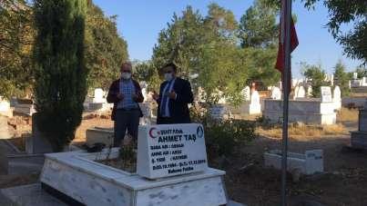 Kayseri saldırısı şehidi Ahmet Taş'ın babası Osman Taş: 'Cumhurbaşkanımıza teşek