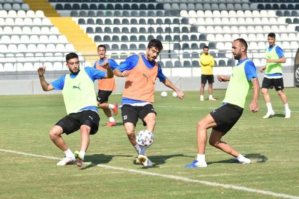 Manisa FK'da Ankara Demirspor hazırlığı başladı