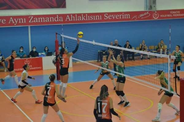 Turkuaz Seramik OSB Teknik Koleji'nin Merinos ile oynayacağı maç ertelendi