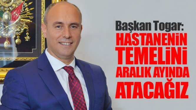 Samsun Haberleri: Tekkeköy'de Hastanenin Temeli Aralık'ta Atılacak!