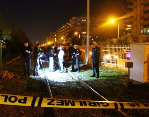 Tren Kazası: 1 ölü