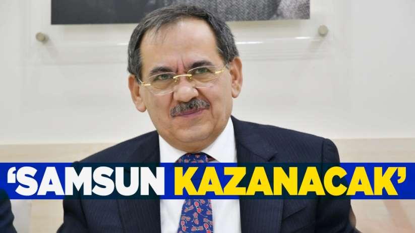 Mustafa Demir: ' Samsun kazanacak'