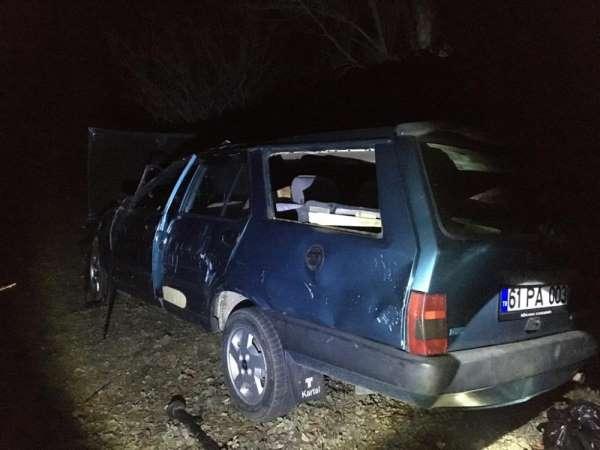 Giresun'da meydana gelen 2 kazada 8 kişi yaralandı