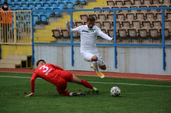2. Lig: Kardemir Karabükspor: 0 - Sakaryaspor: 4