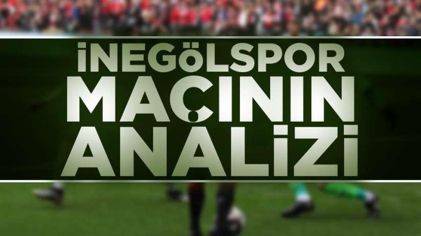Samsunspor İnegölspor maçının analizi
