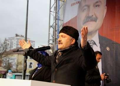 Erhan Usta: İşi ustasına bırakmak gerekir