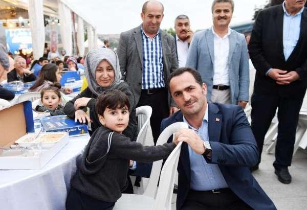Tokatlılar Hasköy Sahil'de kurulan gönül sofralarında buluştu