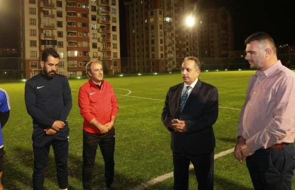 Mustafa Yalçın: 'Şampiyonluğa oynamak gurur verici'