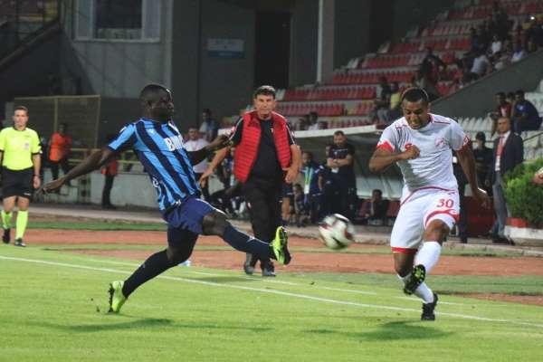 TFF 1 Lig: Boluspor: 0 - Adana Demirspor: 0