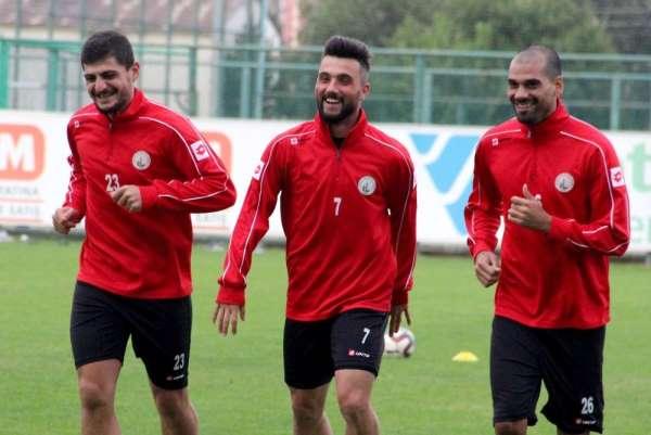 Sivas Belediyespor, Karabükspor'a hazırlanıyor