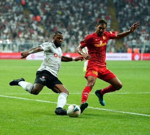 Süper Lig: Beşiktaş: 3 - Göztepe: 0 Maç sonucu