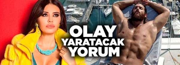 Ebru Polattan olay yorum!