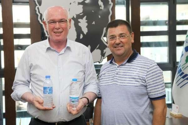 Milas Belediye Başkanı Muhammet Tokat'tan Kazım Kurt'a ziyaret