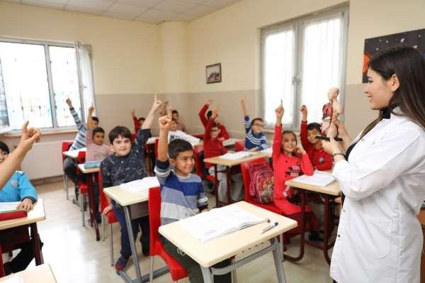 Büyükşehir Belediyesi'nin katkılarıyla 86 öğrenci üniversiteyi kazandı