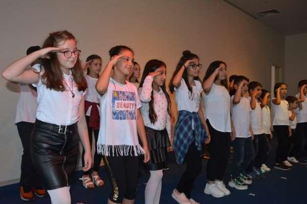 Görele Belediyesi yaz okulu öğrencileri hünerlerini sergiledi