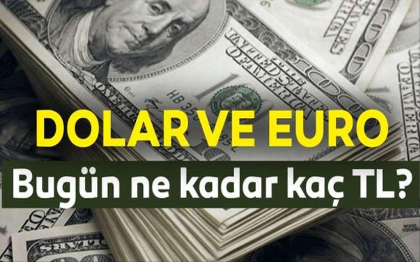Euro ve dolar fiyatları kaç TL? Döviz fiyatları 23 Ağustos