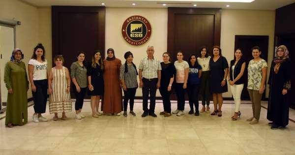GSO'da, kadın girişimci adaylarına yönelik uygulamalı girişimcilik eğitimi veril